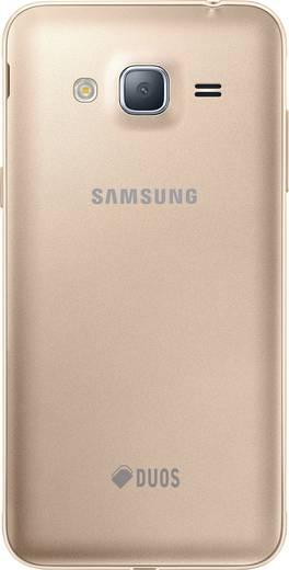 Samsung Galaxy J3 (2016) Duos Smartphone Dual-SIM 8 GB 12.7 cm (5 Zoll) 8 Mio. Pixel Android™ 5.1 Lollipop Gold