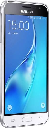 Samsung Galaxy J3 (2016) Duos Smartphone Dual-SIM 8 GB 12.7 cm (5 Zoll) 8 Mio. Pixel Android™ 5.1 Lollipop Weiß