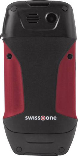 swisstone SX 567 Outdoor-Handy Rot, IP-56