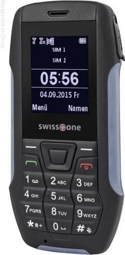 swisstone SX 567 Outdoor-Handy Grau, IP-56