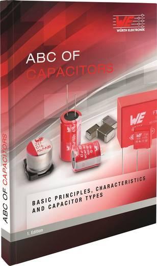 Abc of Capacitors Würth Elektronik 978-3-8992-9294-7