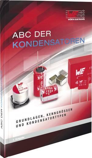 Abc der Kondensatoren Würth Elektronik 978-3-8992-9293-0