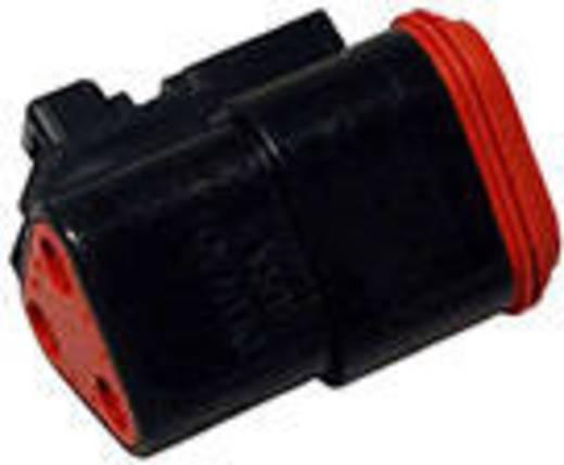 TE Connectivity DT06-3S-P012 Rundstecker Buchse, gerade Serie (Rundsteckverbinder): DT Gesamtpolzahl: 3 1 St.