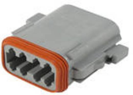 TE Connectivity DT06-08SA-P012 Rundstecker Buchse, gerade Serie (Rundsteckverbinder): DT Gesamtpolzahl: 8 1 St.