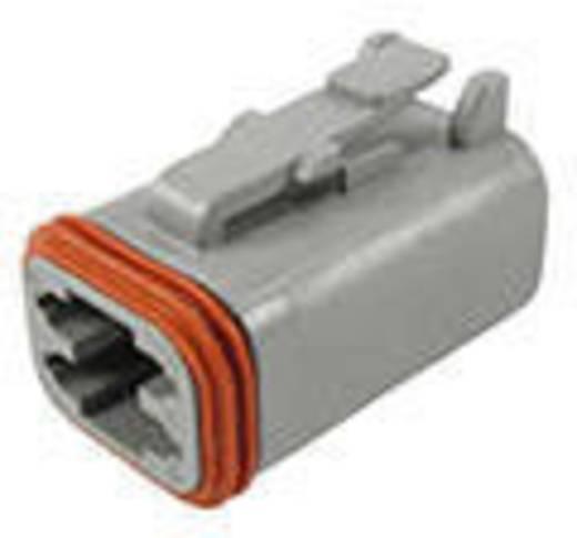 TE Connectivity DT06-4S-C015 Rundstecker Buchse, gerade Serie (Rundsteckverbinder): DT Gesamtpolzahl: 4 1 St.