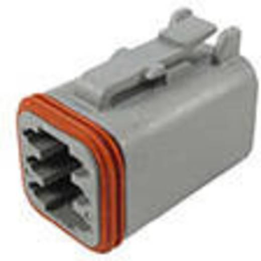 TE Connectivity DT06-6S-C015 Rundstecker Buchse, gerade Serie (Rundsteckverbinder): DT Gesamtpolzahl: 6 1 St.