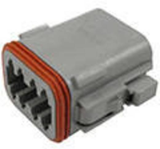 TE Connectivity DT06-08SA-C015 Rundstecker Buchse, gerade Serie (Rundsteckverbinder): DT Gesamtpolzahl: 8 1 St.