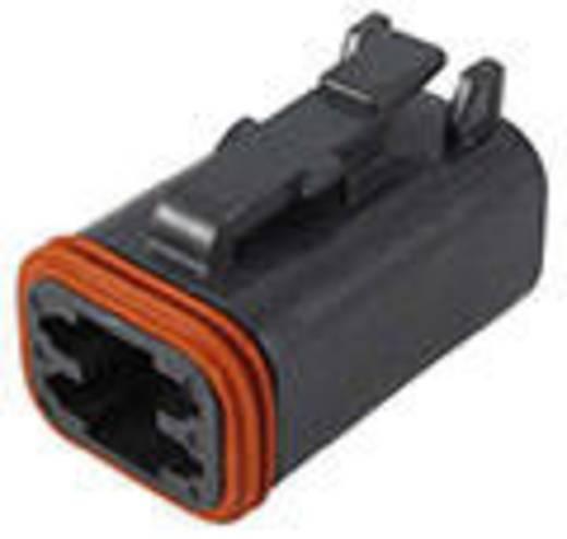 TE Connectivity DT06-4S-CE02 Rundstecker Buchse, gerade Serie (Rundsteckverbinder): DT Gesamtpolzahl: 4 1 St.