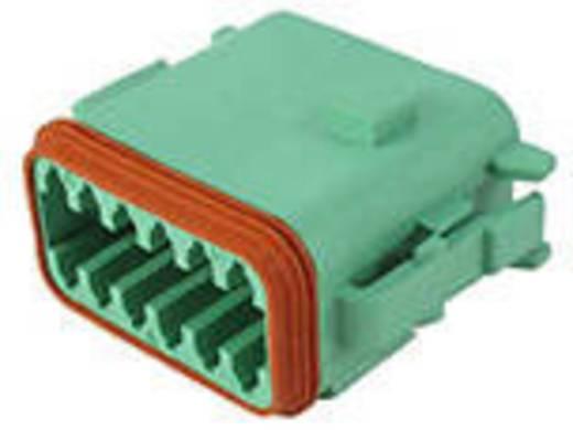 TE Connectivity DT06-12SC-CE06 Rundstecker Buchse, gerade Serie (Rundsteckverbinder): DT Gesamtpolzahl: 12 1 St.