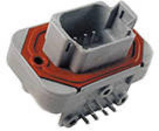 TE Connectivity DT13-08PA Rundstecker Stecker, Einbau horizontal Serie (Rundsteckverbinder): DT Gesamtpolzahl: 8 1 St.