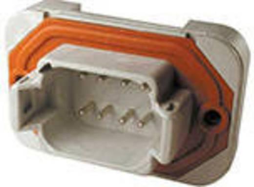 TE Connectivity DT15-08PA Rundstecker Stecker, Einbau vertikal Serie (Rundsteckverbinder): DT Gesamtpolzahl: 8 1 St.
