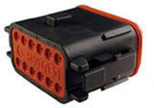 TE Connectivity DT06-12SB-CE06 Rundstecker Buchse, gerade Serie (Rundsteckverbinder): DT Gesamtpolzahl: 12 1 St.