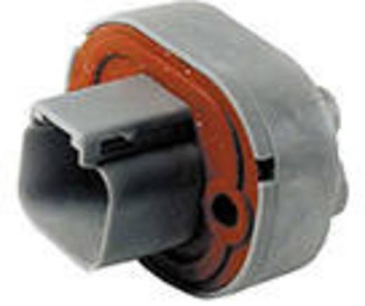 TE Connectivity DT15-2P Rundstecker Stecker, gerade Serie (Rundsteckverbinder): DT Gesamtpolzahl: 2 1 St.