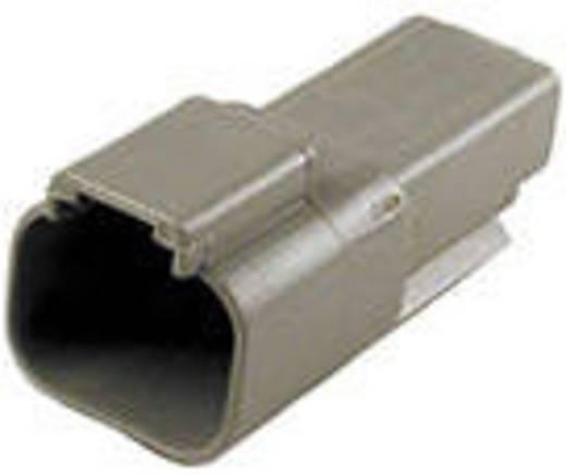 Rundstecker Stecker, gerade Serie (Rundsteckverbinder): DT Gesamtpolzahl: 2 DT04-2P-C015 TE Connectivity 1 St.