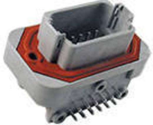 TE Connectivity DT13-12PA Rundstecker Stecker, Einbau horizontal Serie (Rundsteckverbinder): DT Gesamtpolzahl: 12 1 St.