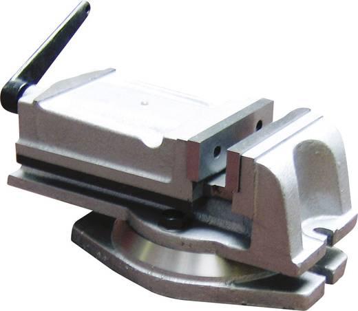Schraubstock Holzmann Maschinen Backenbreite: 100 mm Spann-Weite (max.): 75 mm