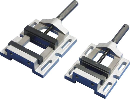Schraubstock Holzmann Maschinen Backenbreite: 100 mm Spann-Weite (max.): 90 mm