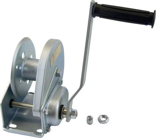 Handseilwinde Zugkraft (stehend)=600 kg Berger & Schröter 60130 Lastdruck-Bremse
