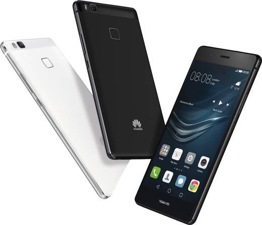 Huawei P9 Lite Smartphone Hybrid-Slot 16 GB 13.2 cm (5.2 Zoll) 13 Mio. Pixel Android™ 6.0 Marshmallow Gold