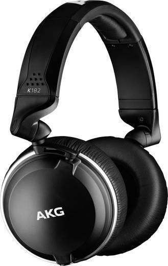 AKG Harman K182 Studio Kopfhörer Over Ear Faltbar Schwarz