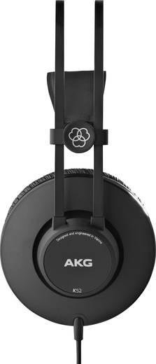 AKG Harman K52 Studio Kopfhörer Over Ear Schwarz