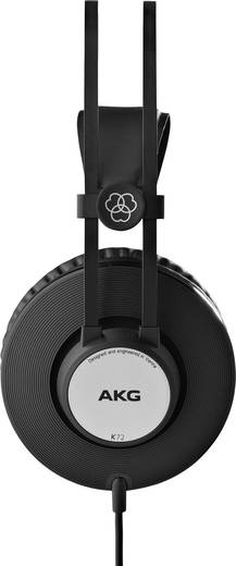 AKG Harman K72 Studio Kopfhörer Over Ear Schwarz, Silber