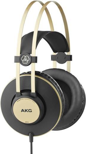 studio kopfh rer akg harman k92 over ear schwarz gold kaufen. Black Bedroom Furniture Sets. Home Design Ideas