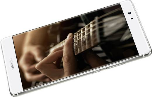 Huawei P9 Single-SIM LTE-Smartphone 13.2 cm (5.2 Zoll) 2.5 GHz Octa Core 32 GB 12 Mio. Pixel Android™ 6.0 Marshmallow Gr