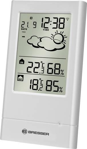 Funk-Wetterstation Bresser Optik TempTrend 7004000 Vorhersage für 12 bis 24 Stunden