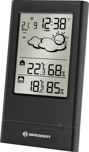 Funk-Wetterstation Bresser Optik TempTrend 7004001 Vorhersage für 12 bis 24 Stunden