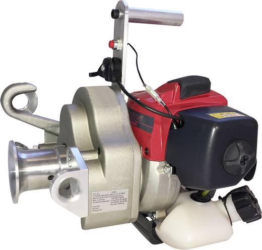 Spillwinde Zugkraft (rollend)=1000 kg Berger & Schröter 31593 Antrieb über Benzinmotor