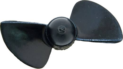 2-Blatt Schiffsschraube Rechts Glasfaserverstärkter Kunststoff Graupner 37.5 mm Steigung: 32 mm M4