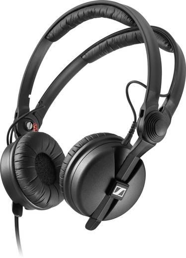 Sennheiser HD 25 Plus DJ Kopfhörer On Ear Schwarz