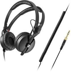 Casque DJ supra-aural Sennheiser HD 25 Plus noir