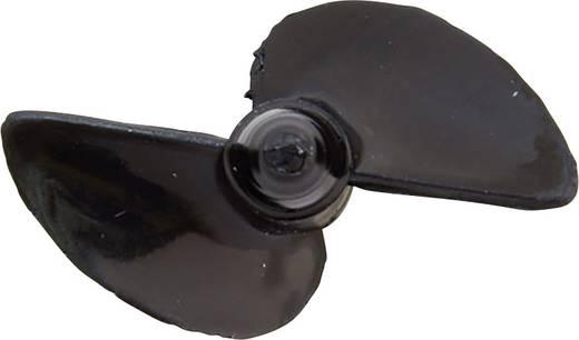 2-Blatt Schiffsschraube Rechts Carbonverstärkter Kunststoff Graupner 26 mm Steigung: 36 mm