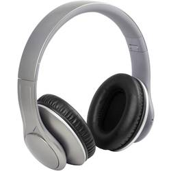 Slúchadlá Over Ear Music Man BigBass BT-X15 4545, sivá
