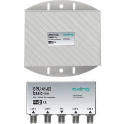 Image of Axing SPU 41-02 DiSEqC-Schalter 5 (4 SAT/1 terrestrisch) 1