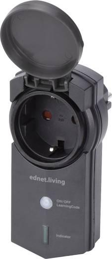ednet Smart Home Funk-Steckdose Reichweite max. (im Freifeld) 30 m