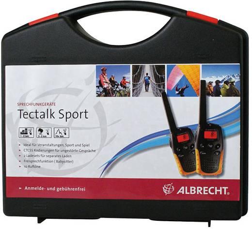 PMR-Handfunkgerät Albrecht Tectalk Sport 29865 2er Set