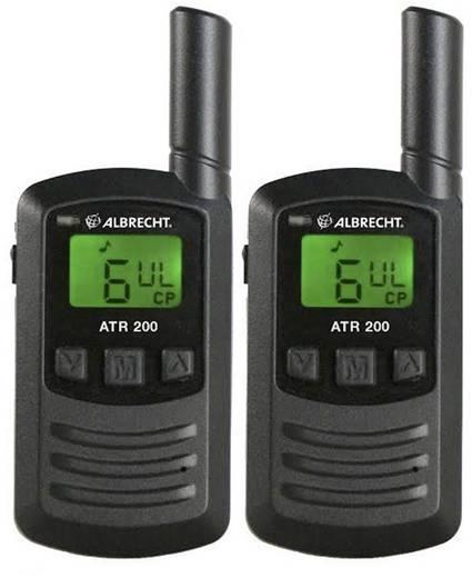 Tour Guide System Albrecht ATR 200 29940 2er Set
