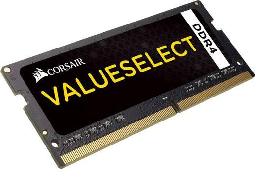 Corsair Laptop-Arbeitsspeicher Modul ValueSelect CMSO4GX4M1A2133C15 4 GB 1 x 4 GB DDR4-RAM 2133 MHz CL15-15-15-36