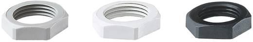 Gegenmutter M25 Polyamid Silber-Grau (RAL 7001) Jacob 50.225 PA7001 1 St.