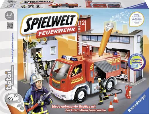 Ravensburger tiptoi® Spielwelt Feuerwehr