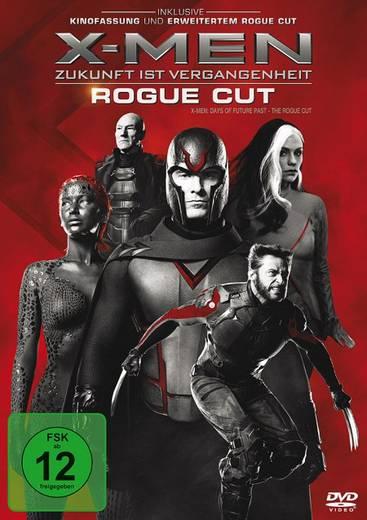 DVD X-Men: Zukunft ist Vergangenheit Rogue Cut FSK: 12