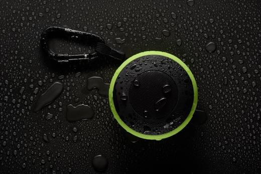Bluetooth® Lautsprecher Boompods Aquapod Freisprechfunktion, spritzwassergeschützt, stoßfest Grün