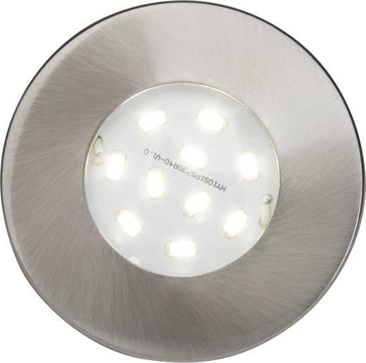 Brilliant Taniel G94667/13 LED-Einbauleuchte 3er Set 15 W Neutral-Weiß Eisen