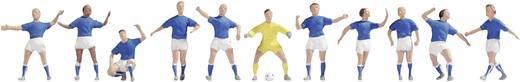 NOCH 15975 H0 Figuren Fußballteam Blau/Weiß
