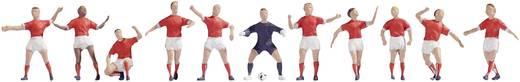 NOCH 15985 H0 Figuren Fußballteam Rot/Weiß