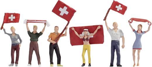 NOCH 15986 H0 Figuren Fans Schweiz