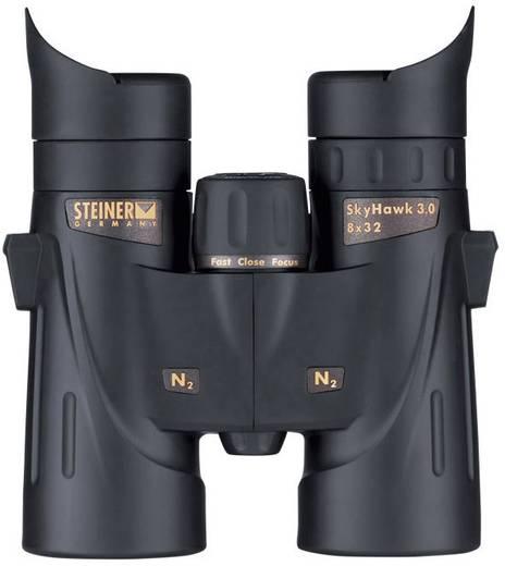 Steiner SkyHawk 3.0 Fernglas 8 x 32 mm Schwarz